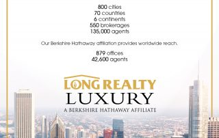 Not only are we the #1 real estate company in town